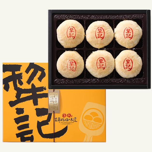 綠豆椪(豆沙魯肉) 2